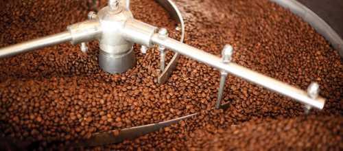 Industriestofzuiger-Koffieindustrie