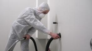CleanroomAtimoIndustrieleStofzuiger