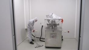 CleanroomCentraleStofzuigInstallatie